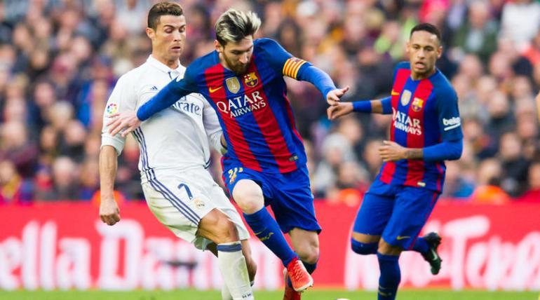 Neymar vs Cristiano Ronaldo vs Messi National Heros
