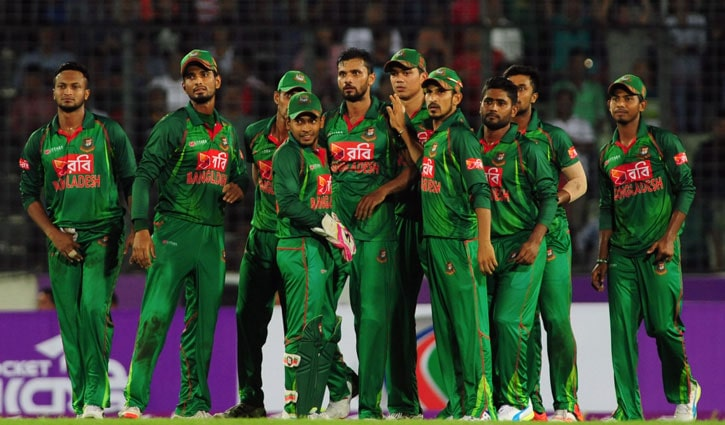Bangladesh tour to Sri Lanka