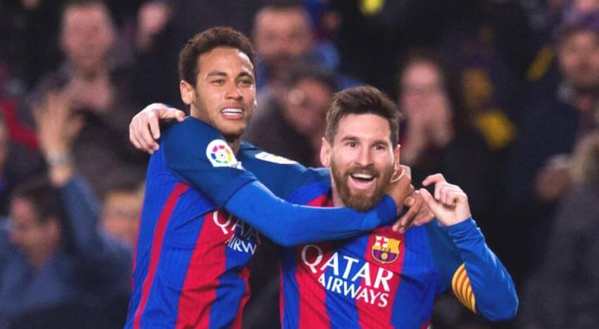 Messi-Neymar-Barsa