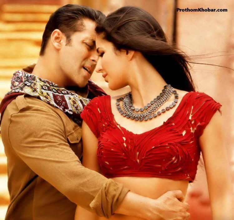Salman Khan Love with Katrina Kaif
