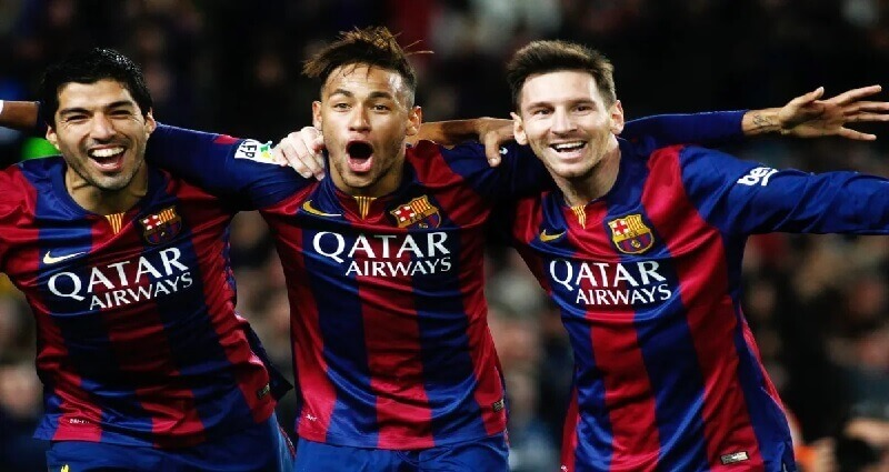 Neymar has revealed that what he wants most is to play with Lionel Messi again.